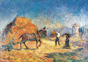 Marcel Arnaud / The great Haymaking